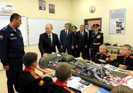 Bancuri Vladimir Putin la scoala